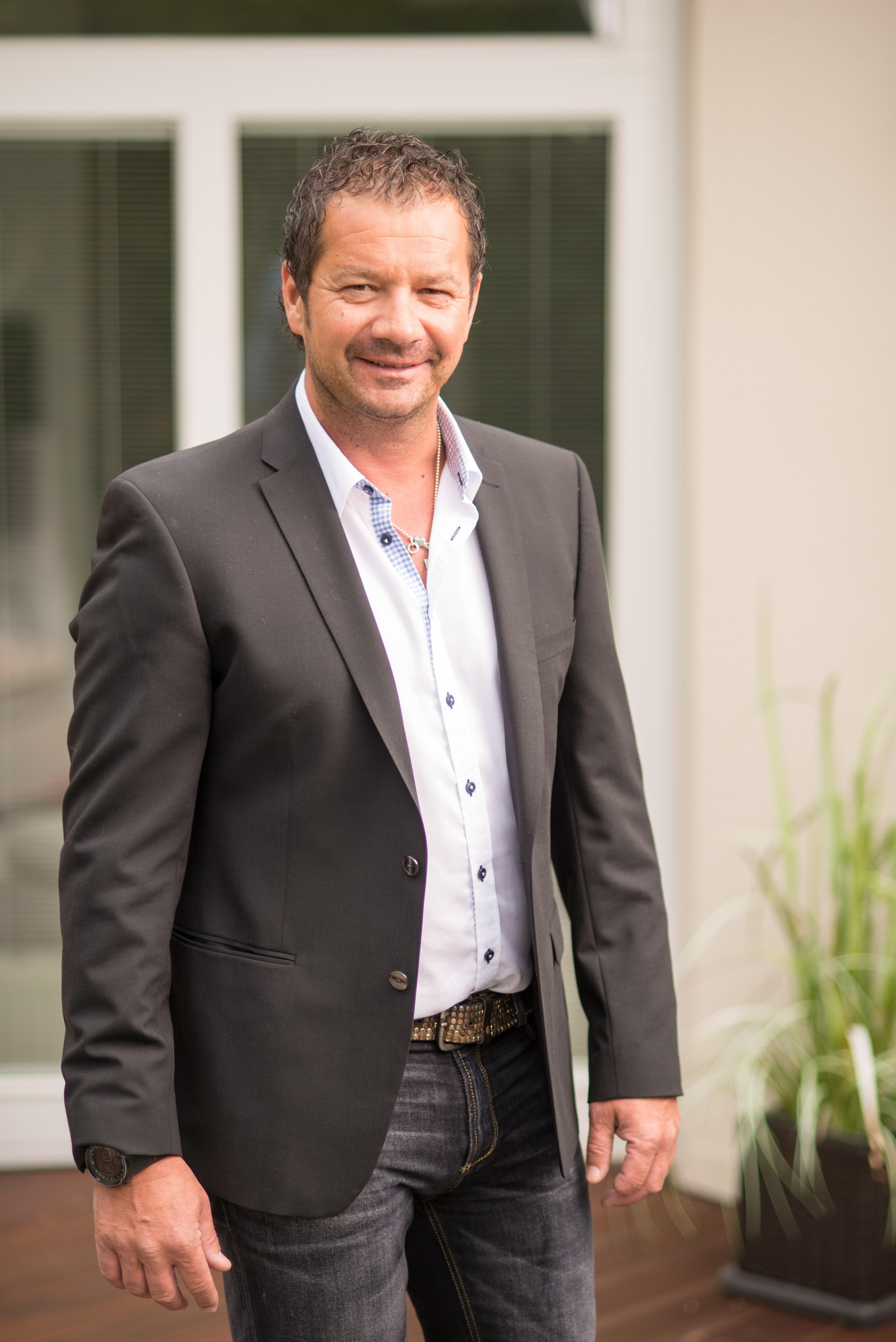 Geschäftsführer Harry Grebien